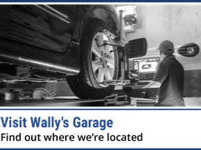 Visit Wally's Garage